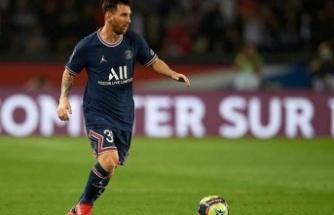 Messi sakatlığı nedeniyle Montpellier maçında da oynayamayacak