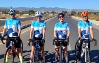 Sezonun Son Pedalları çevrildi 2021 Güner Burgul Bisiklet Sezonu Sona erdi