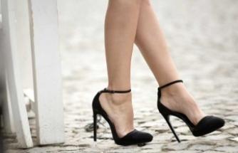 Topuklu ayakkabı kabus olmaktan çıkıyor!