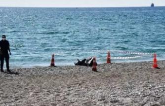 Ugandalı öğrenci, denizde boğuldu