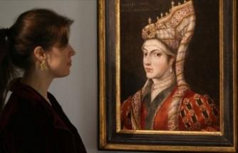 17. yüzyıldan kalma Hürrem Sultan portresi 100 bin sterline satıldı