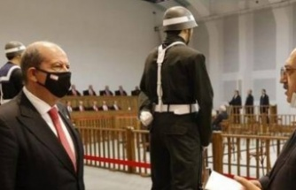 Cumhurbaşkanı Ersin Tatar dün, İstanbul'da Yassıada'yı ziyaret ederek incelemelerde bulundu