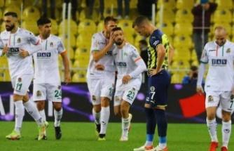 Alanyaspor, Fenerbahçe'yi uzatmada yendi