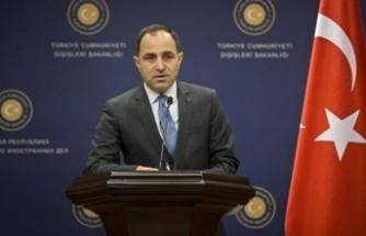 """Bilgiç: """"Güney Kıbrıs, Doğu Akdeniz'de gerginliği artıracak adımlar atıyor"""""""