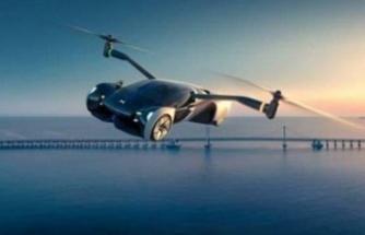 Çinli şirket uçan arabayı 2024'te piyasaya sürecek