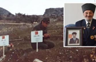 Kıbrıs gazisinin 'şehit' hikayesi