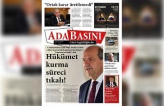 KKTC Gazete Manşetleri / 20 Ekim 2021