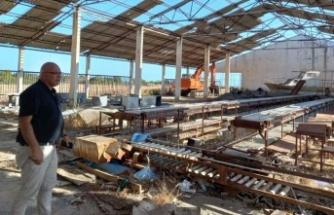 Mehmetçik Belediyesi bağcılığın yeniden hayat bulması için çalışma başlattı