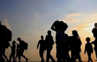 """Nuris: """"10 günde yeşil hattan 800 mülteci geçti"""""""