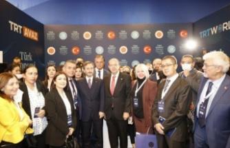 """Türk Konseyi, """"Medya Forumu"""" ile İstanbul'da buluştu"""