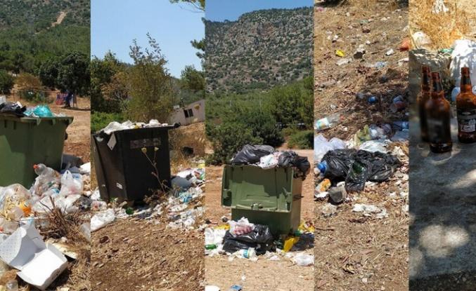 """Boğaz Piknik Alanı temizlenecek... """"Temizlemek değil, önemli olan temiz bırakabilmek!"""""""