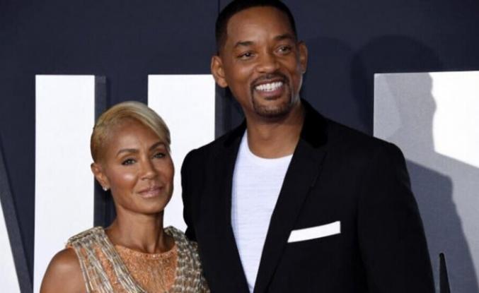 Canlı yayında itiraf: Will Smith'in eşi Jada Pinkett başkasıyla ilişki yaşamış