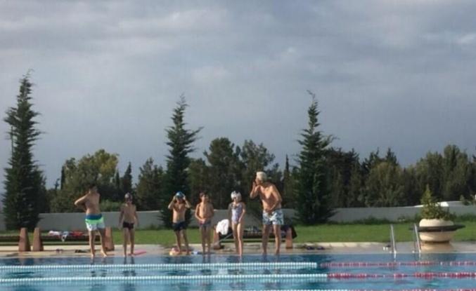GAÜSEM yaz dönemi 2. dönem yüzme kursu 21 Temmuz'da başlıyor