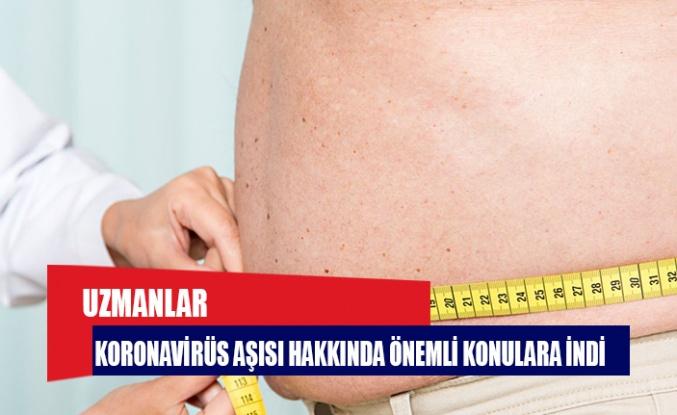 Uzmanlar uyardı: Koronavirüs aşısı obezlerde etkili olmayabilir