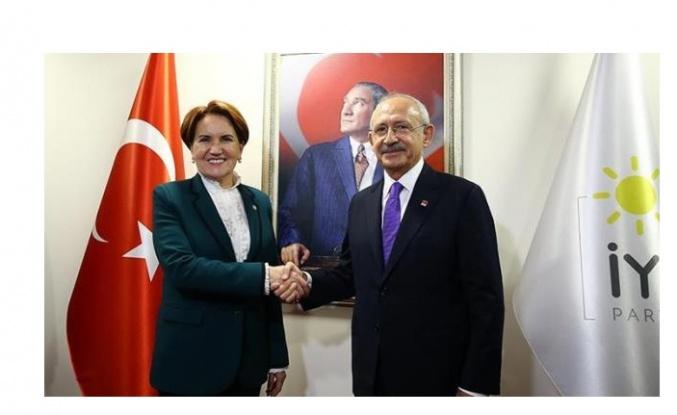 Kemal Kılıçdaroğlu'na İYİ Parti'den yeşil ışık yandı