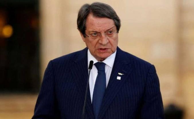 """Anastasiadis: """"Guterres'e yeni diyalog için hazır olduğumuzu aktaracağım"""""""