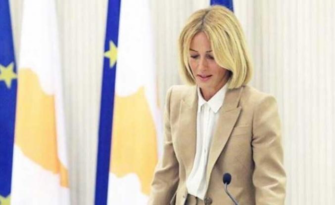 Güney Kıbrıs'ta Adalet Bakanı Emili Yoliti Olaylı Şekilde İstifa Etti