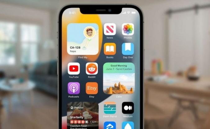 iOS işletim sisteminin yeni sürümü iOS 15 duyuruldu