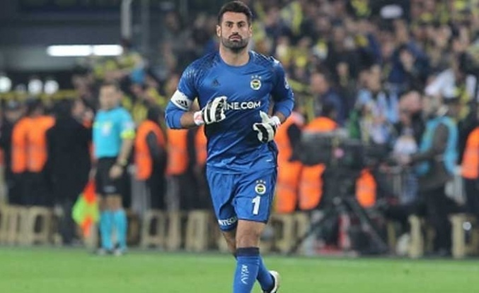 Volkan Demirel Fenerbahçe'ye veda etti