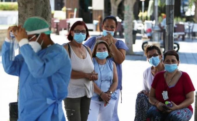 Güney'de 5 ölüm, 311 yeni vaka