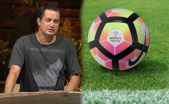Olay iddia! Acun Ilıcalı, Süper Lig'i satın alıyor