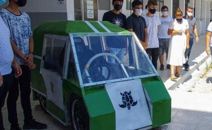 """SSEML öğrencileri """"en verimli araç"""" unvanı için yarıştı"""