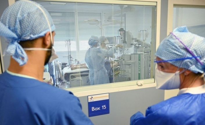 Türkiye'de koronavirüs vaka sayıları düne göre düştü