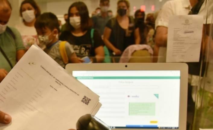 QR kodsuz KKTC'ye giriş yasak: Uygulama bugün başladı